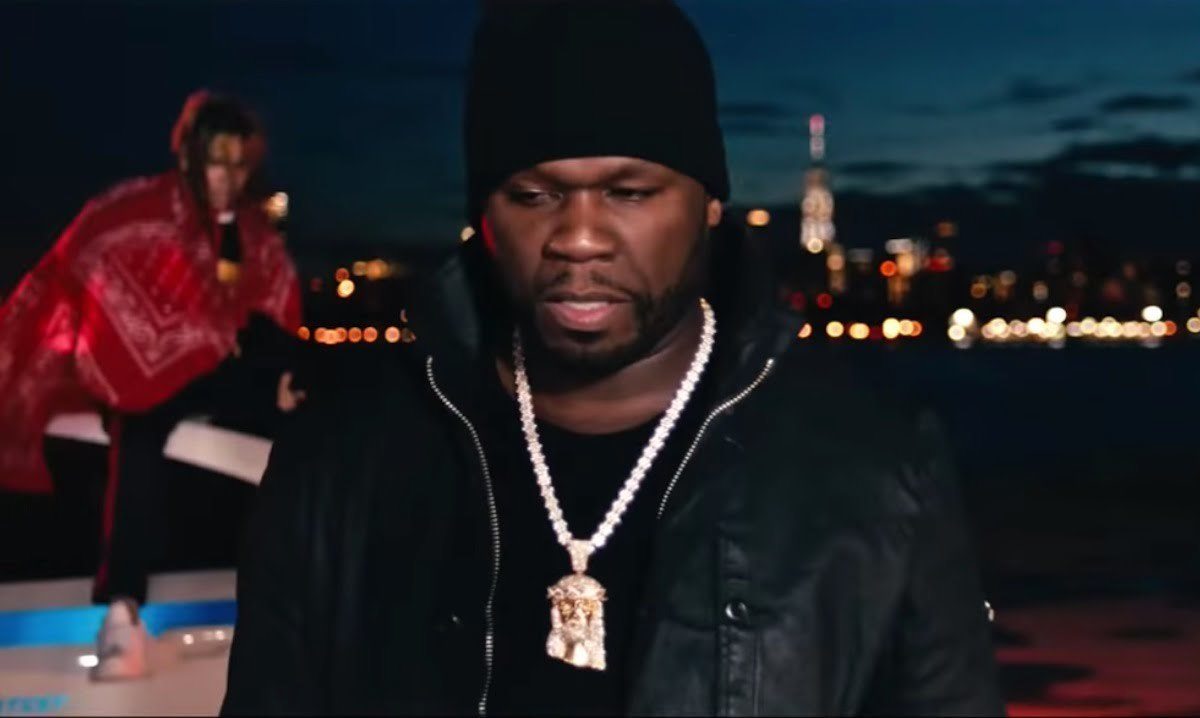 50 Cent Get The Strap video