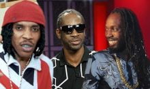Bounty Killer Vybz Kartel and Mavado