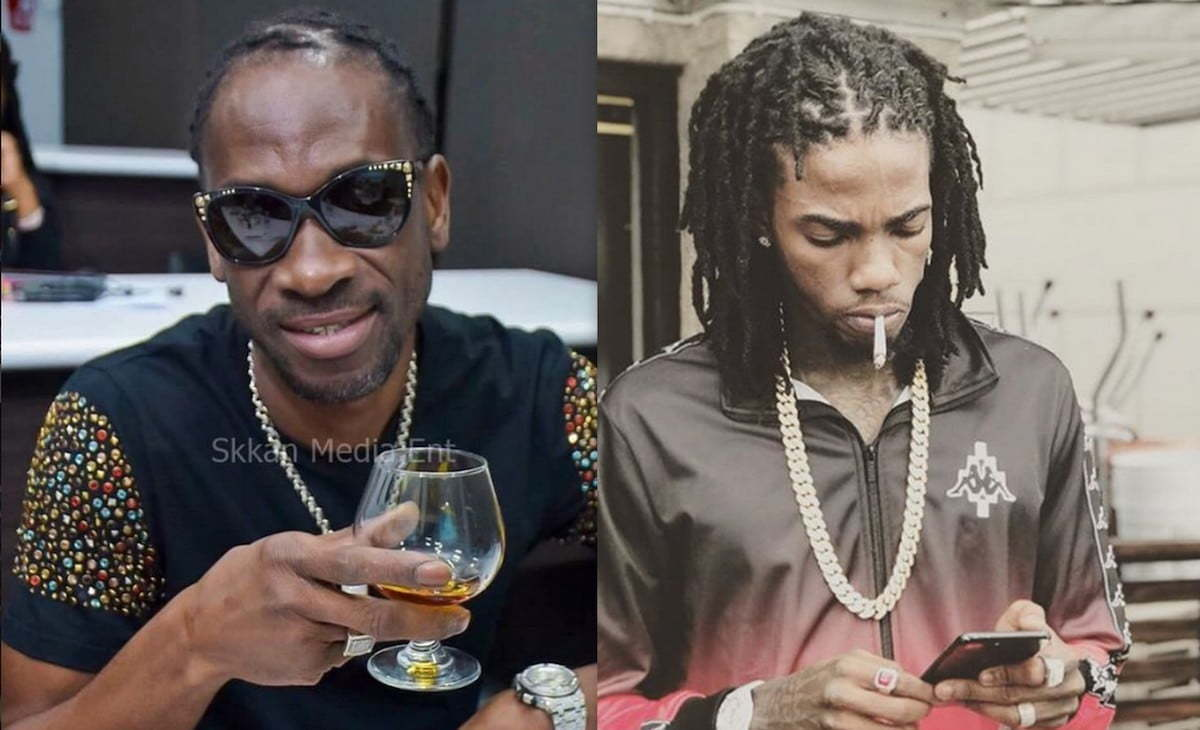 Bounty Killer and Alkaline