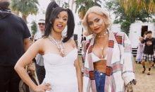 Cardi B and Kehlani