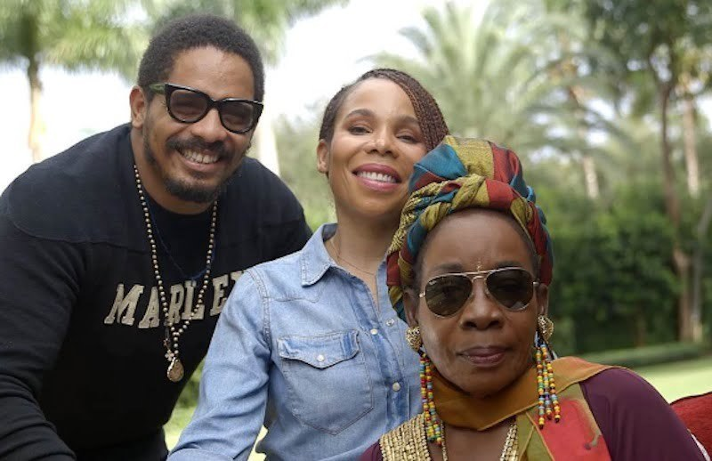 Bob Marley S Daughter Dismisses Reports Rita Marley Is Dead Urban Islandz