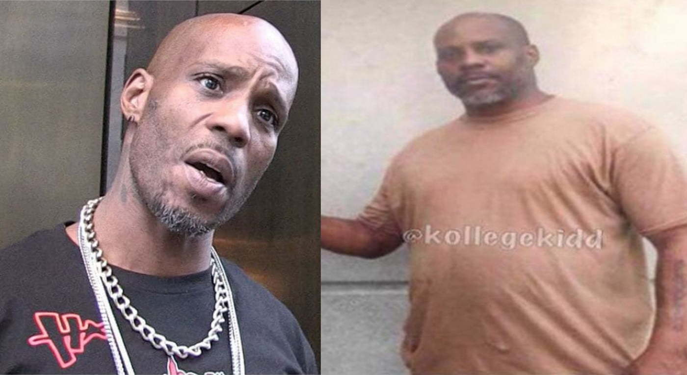 DMX weight gain