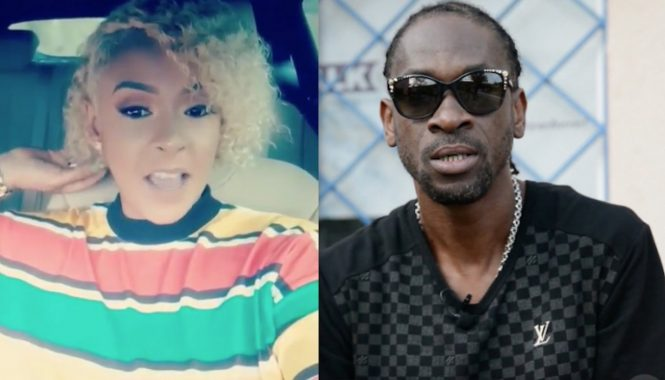 Danielle DI and Bounty Killer