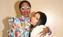 Lauryn Hill and Nicki Minaj