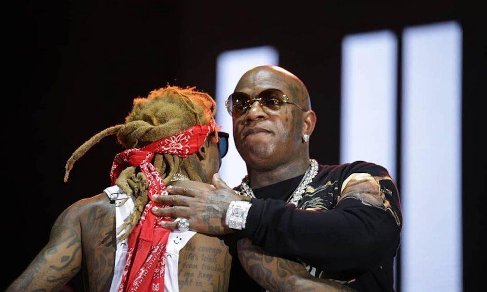 Lil Wayne and Birdman Weezyana Fest