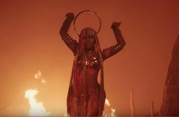 Nicki Minaj Ganja Burn