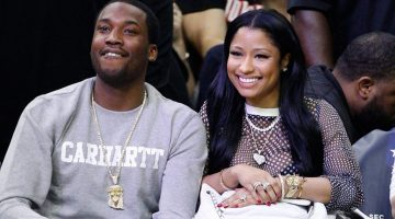 Nicki Minaj Hints She And Meek Mill Might Be Working Things Out