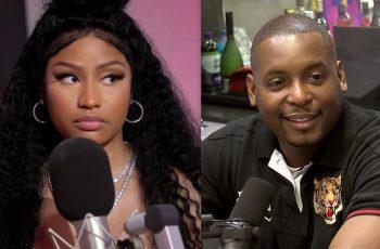 Nicki Minaj and DJ Self