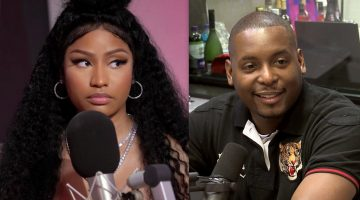 Nicki Minaj Rips DJ Self and Threatens To Expose Him on Queen Radio