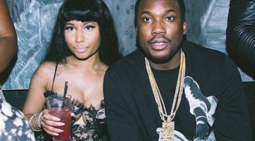 Meek Mill Reacts To Nicki Minaj and Safaree Twitter Blowout