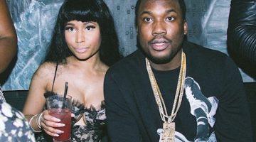 Meek Mill Reacts To Nicki Minaj and Safaree Twitter Blowout