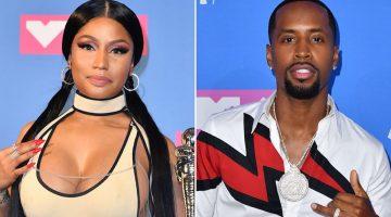 Safaree Ran Into Nicki Minaj At MTV VMAs And It Got Awkward