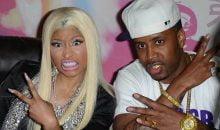 Nicki Minaj and Safaree