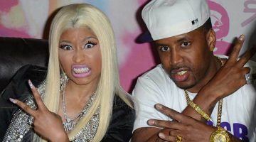 Safaree Says Nicki Minaj Almost Killed Him One Night