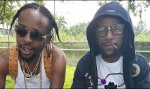Popcaan and Jah Cure