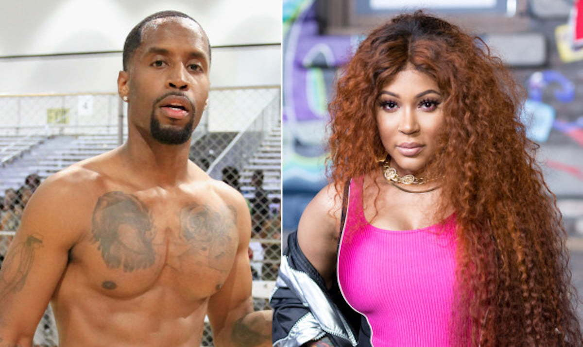 Safaree Lyrica hookup
