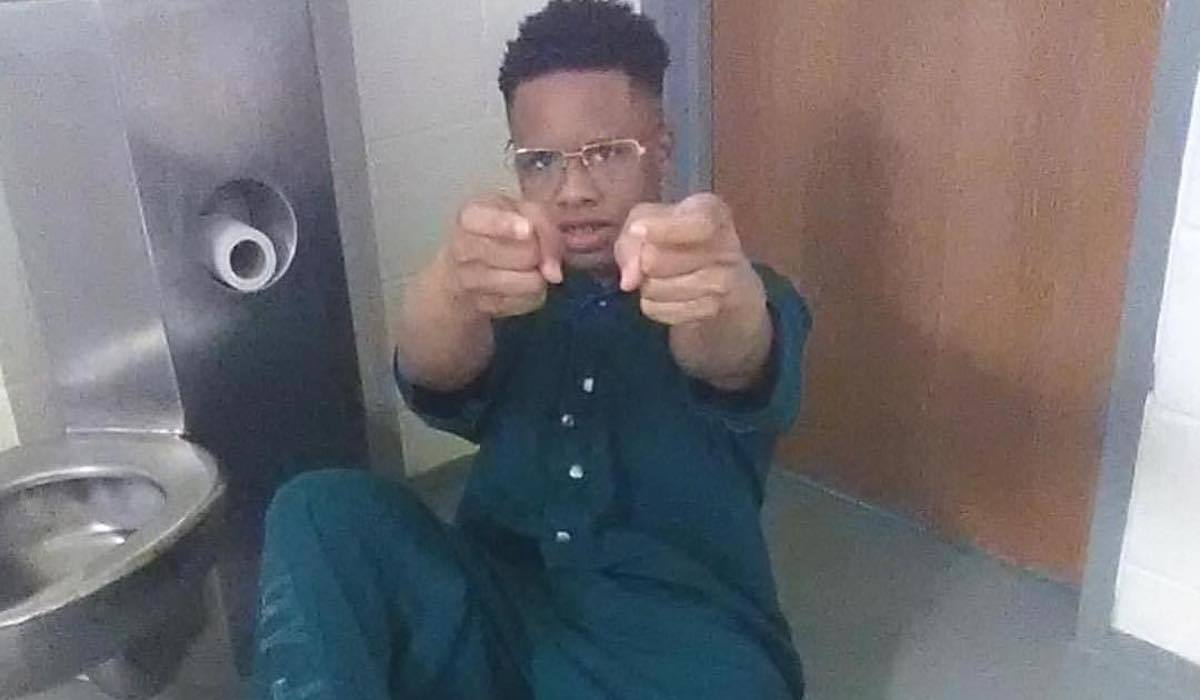 Tay-K in jail