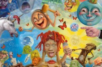 Trippie Redd Lifes A Trip album