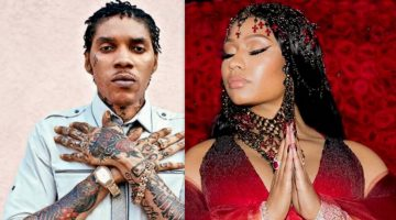 "Vybz Kartel & Nicki Minaj Spits Fire On Stylo G ""Touch Down"" Remix"