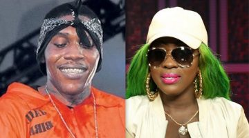 Vybz Kartel Takes A Dig At Spice Says She Selling Out Dancehall Culture