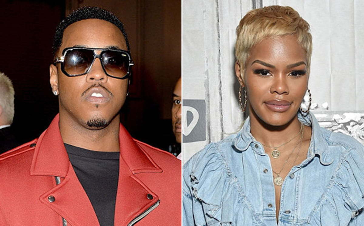 Teyana Taylor blasts Jeremih, kicks him off tour