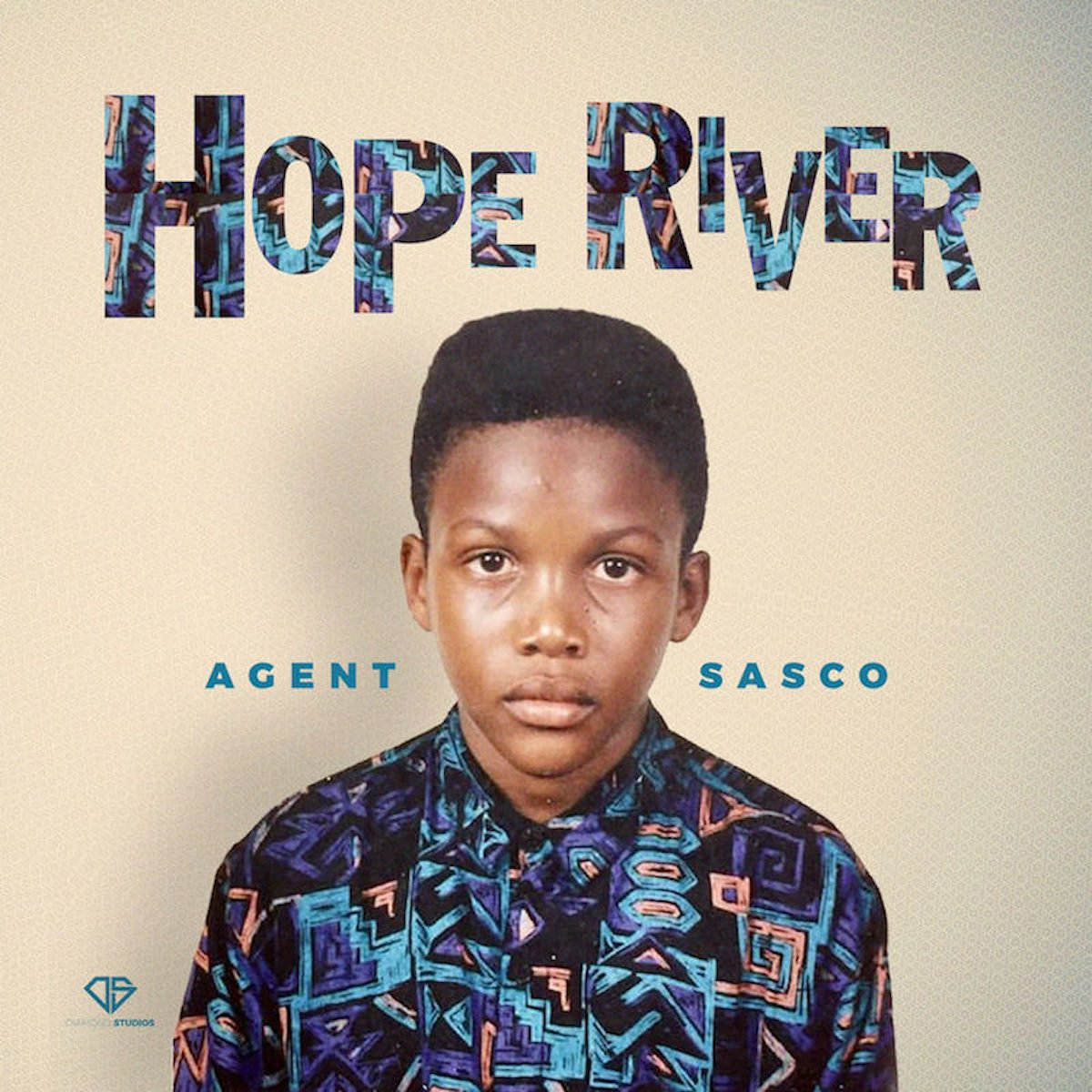 Agent Sasco Hope River cover