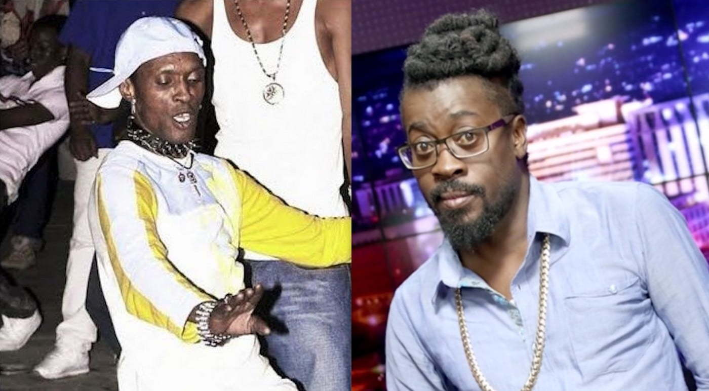 Beenie Man and Bogle