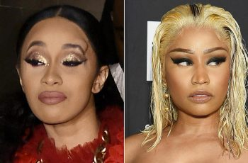 Cardi B and Nicki Minaj feud
