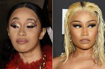Cardi B and Nicki Minaj feud