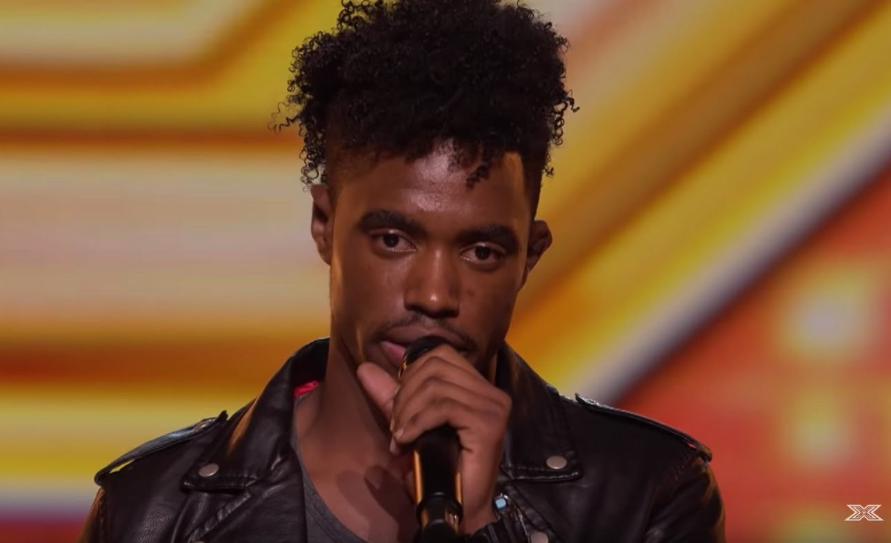 Dalton Harris X Factor