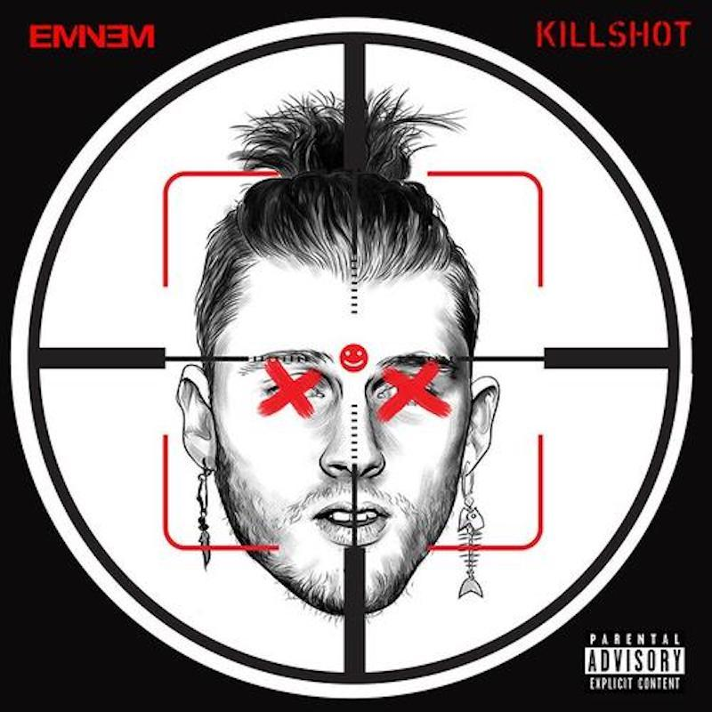 Eminem reveals why he dissed Machine Gun Kelly in his 'Not Alike' track