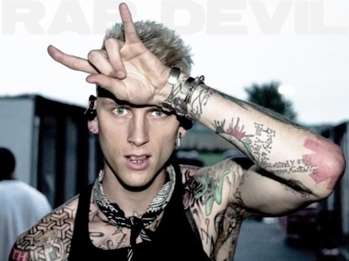 Machine Gun Kelly Rap Devil