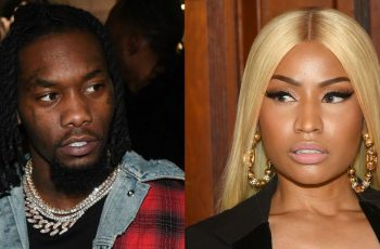 Offset and Nicki Minaj