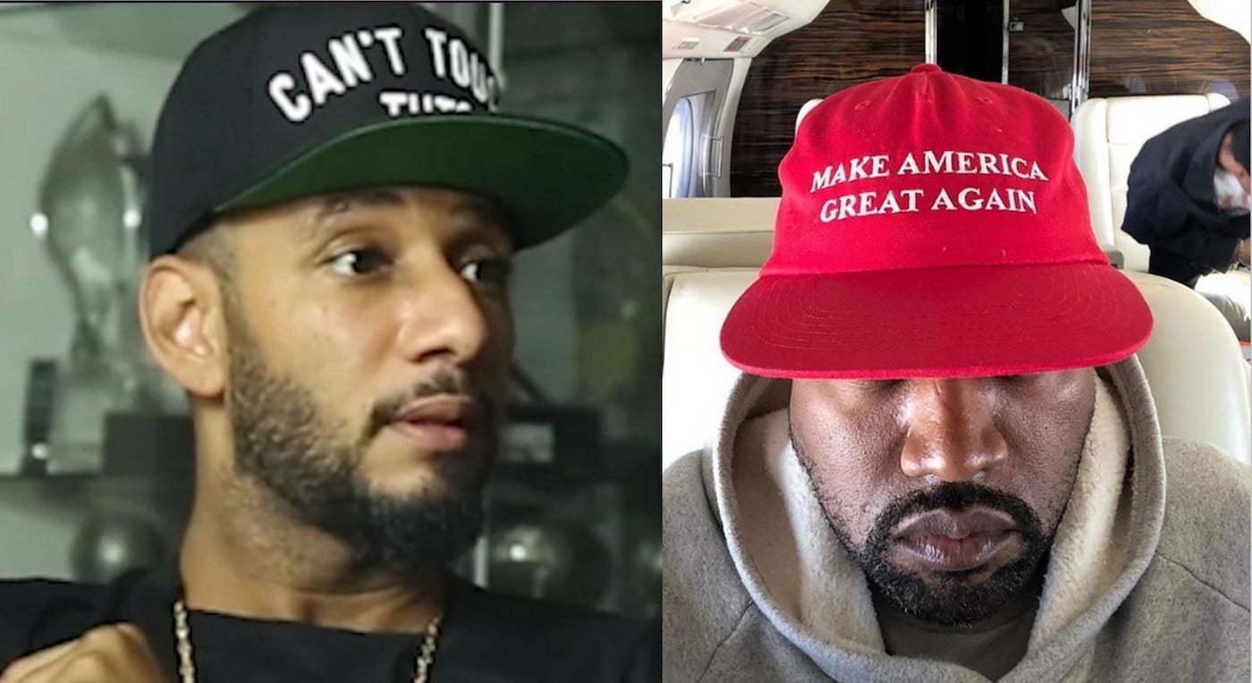 Kanye West Attempts To Clarify 13th Amendment Comments, Chris Evans Roasts Him