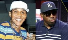 Vybz Kartel and Foota Hype