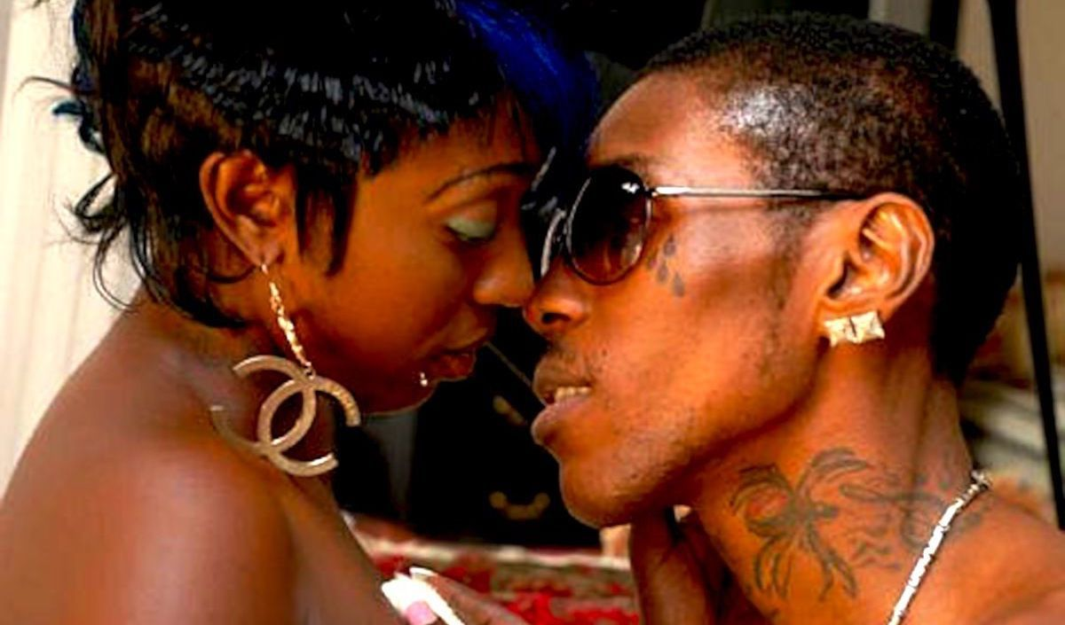 Vybz Kartel and Spice Video