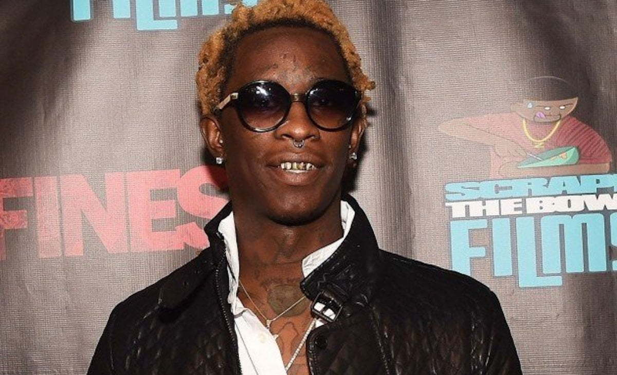 Young Thug rapper
