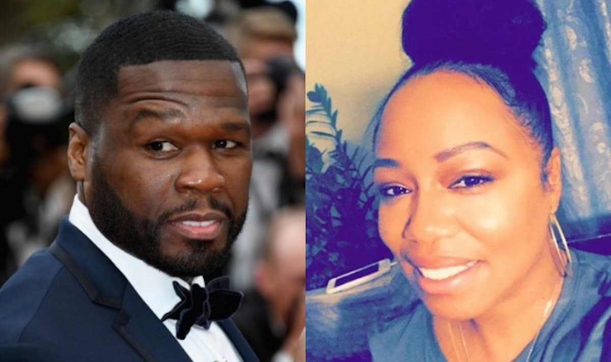 50 Cent and Shaniqua
