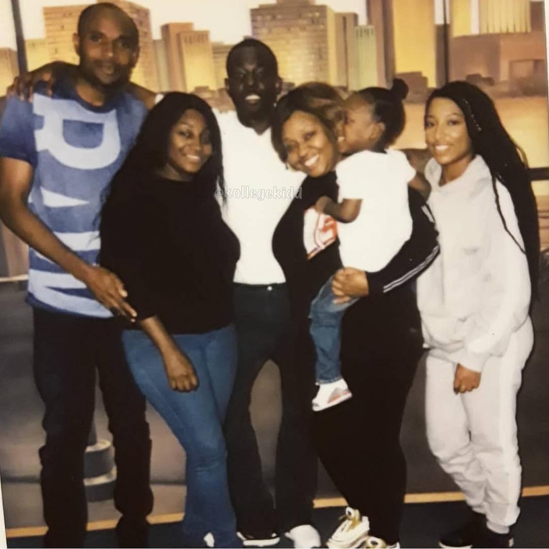 Bobby Shmurda Looks Happy In Prison In New Photo With Family - Urban Islandz