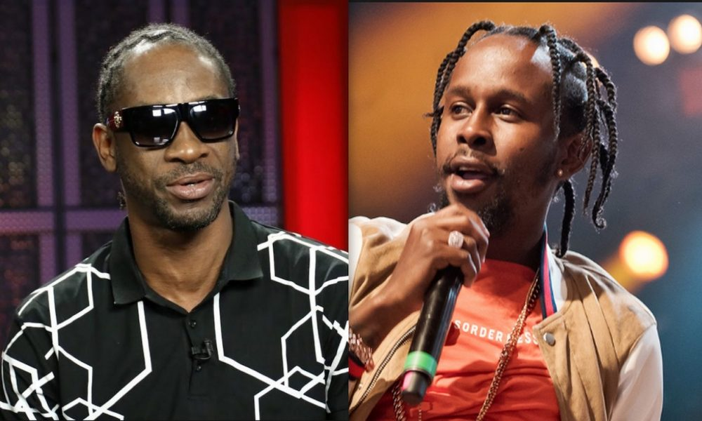 Bounty Killer and Popcaan