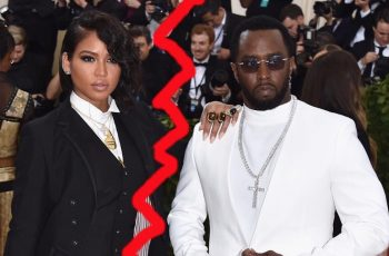 Cassie and Diddy split