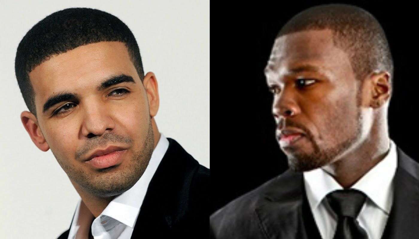 Drake and 50 Cent beef