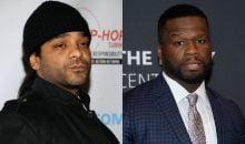 Jim Jones 50 Cent beef