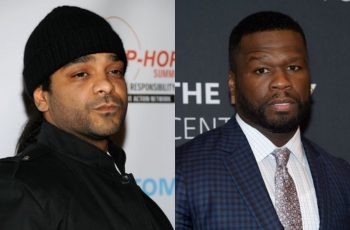 Jim Jones 50 Cent beef