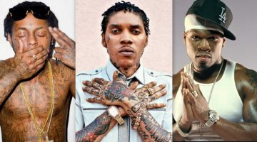 Vybz Kartel Says He Is Better Than Lil Wayne & 50 Cent