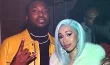 Meek Mill and Cardi B