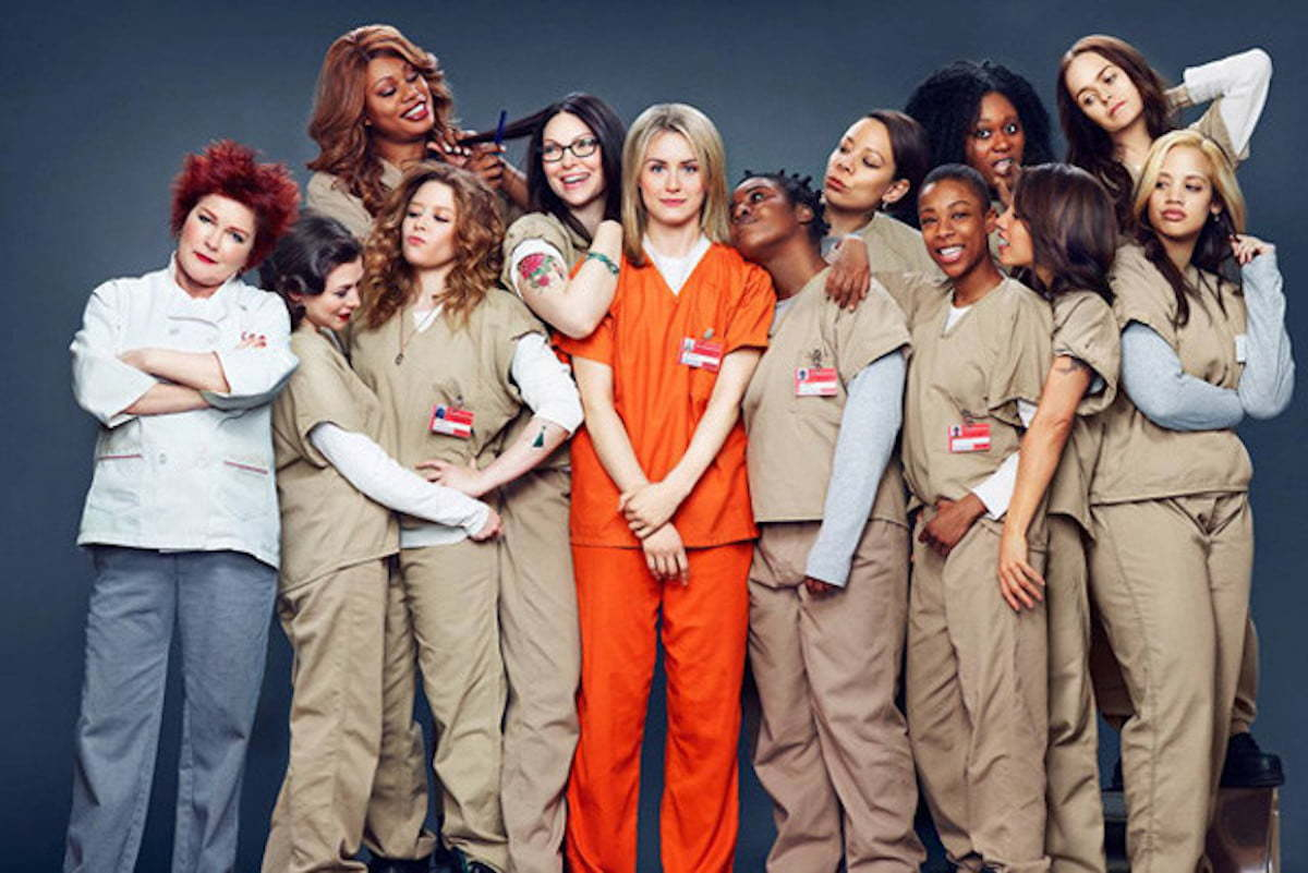 """Orange Is The New Black Lip Tattoo Meaning: Netflix Drops Axe On """"Orange Is The New Black"""" After 7"""