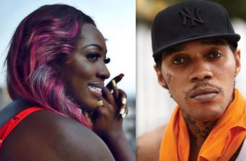 Spice and Vybz Kartel pic