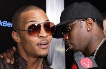 T.I. and Diddy
