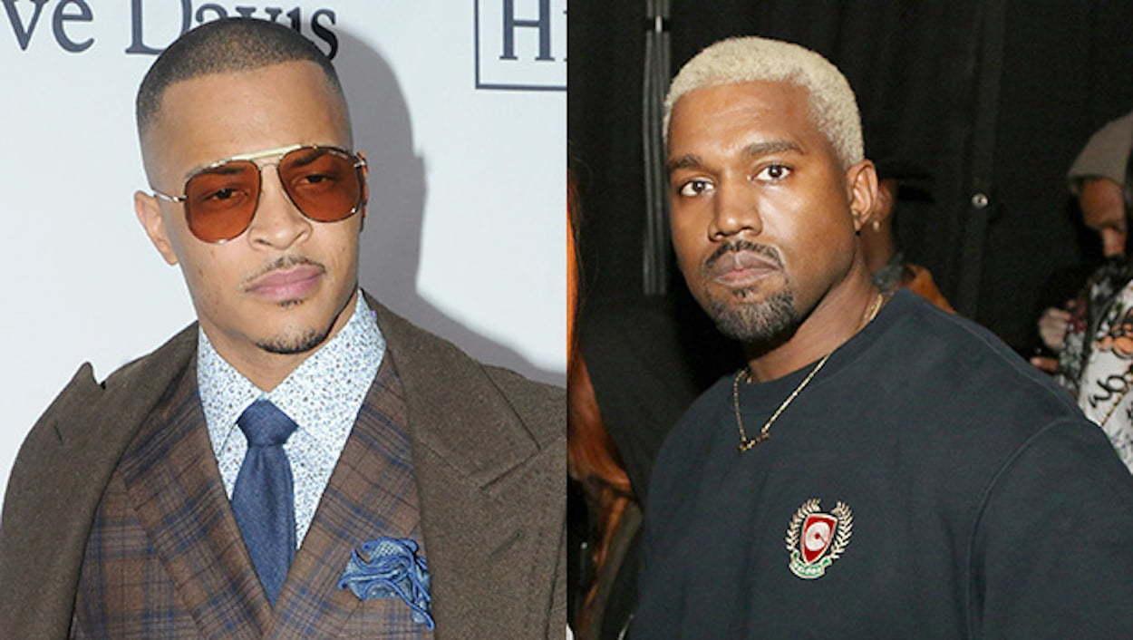 T.I. and Kanye West